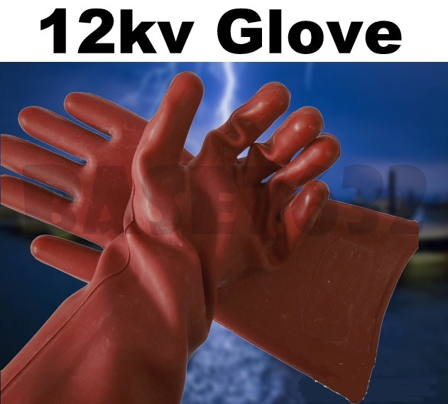 Electrical Glove Tester : Kv high voltage current electrical end pm